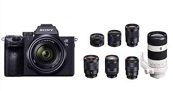 Tổng hợp ống kính tốt nhất cho Sony A7 III