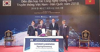 Việt Nam- Hàn Quốc hợp tác ứng dụng công nghệ mới cho các tòa nhà