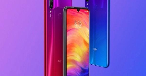 Choáng với mức giá Xiaomi Redmi Note 7 và Redmi 7, từ 2,99 triệu đồng