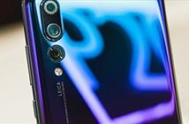 Rò rỉ video trên tay Huawei P30