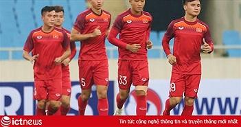 ICTnews đang phát trực tiếp U23 Thái Lan và U23 Indonesia lúc 17h, U23 Việt Nam và U23 Brunei