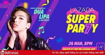 """Lazada đưa trải nghiệm """"mua sắm kết hợp giải trí"""" Shoppertainment đầu tiên tại Đông Nam Á"""