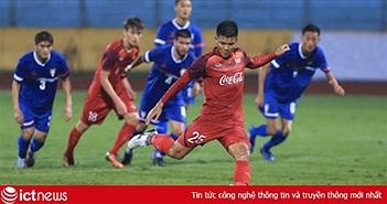 Link xem trực tiếp vòng loại U23 châu Á 2020: U23 Việt Nam vs U23 Brunei (20h hôm nay)