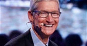 Cổ phiếu Apple tăng mạnh, vốn hóa hướng mốc 1 nghìn tỷ USD