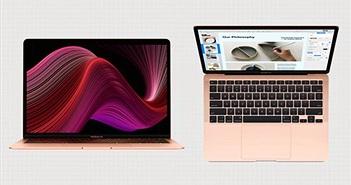 Điểm benchmark MacBook Air 2020 nhanh hơn 63% nhưng thua iPad Pro 2018