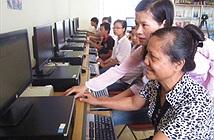 Người dân vùng khó có thêm 601 điểm truy cập Internet công cộng