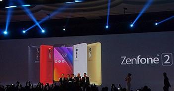 4 phiên bản ZenFone sẽ cập bến Việt Nam