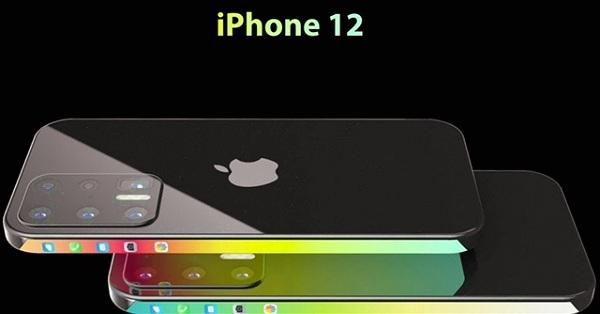 Ý tưởng iPhone 12 độc đáo với màn hình có 1 không 2
