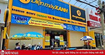 Thế Giới Di Động mở lại 300 cửa hàng, dự báo kinh doanh hồi phục