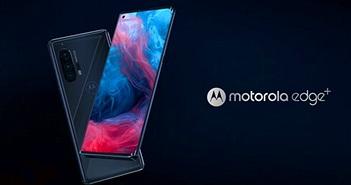 Bộ đôi Motorola Edge + và Edge lộ diện rõ nét trước giờ ra mắt