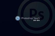 """Adobe ngưng hỗ trợ Photoshop Touch, chuẩn bị cho ứng dụng hoàn toàn mới """"Project Rigel"""""""