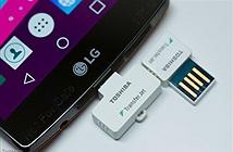 Thử nghiệm giao tiếp TransferJet được cho là có trên BKAV BPhone