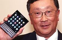 Hàng loạt ông lớn cân nhắc mua lại BlackBerry