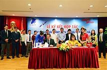 VNPT ký hợp tác với Vietjetair, HDBank và HD SAIGON