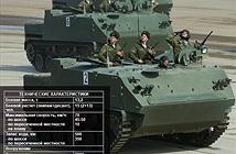 Nga sản xuất hàng loạt xe bọc thép BTR Rakuska và BMD-4M