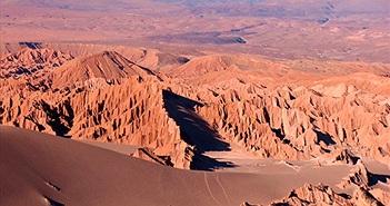 Sự sống có ở nơi khô cằn nhất Trái Đất
