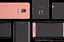 Chiêm ngưỡng concept Galaxy Note 5 Edge: Một vẻ đẹp hoàn mỹ!