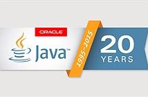 Ngôn ngữ lập trình Java tròn 20 tuổi