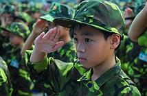"""Viettel tặng """"Học kỳ trong quân đội"""" cho con em khách hàng thân thiết"""