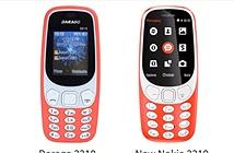 Điện thoại nhái Nokia 3310 giá chỉ 12 USD