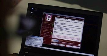 TP.HCM phát hiện 5 cơ quan, đơn vị nhà nước nhiễm WannaCry