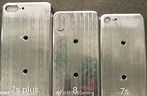 NÓNG: 3 mẫu iPhone lộ hình