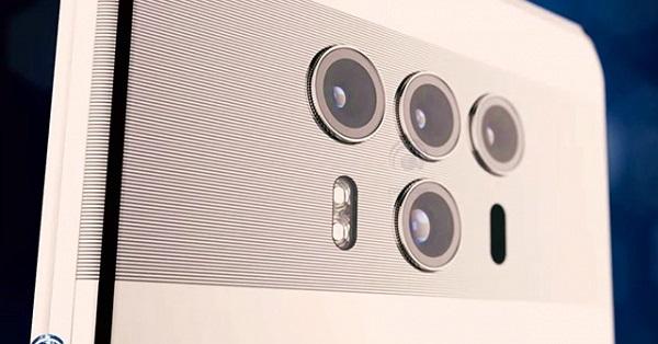 Chiêm ngưỡng concept siêu phẩm 4 camera đến từ Huawei