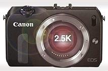Canon EOS M đã có thể quay phim 2,5K bằng Magic Lantern