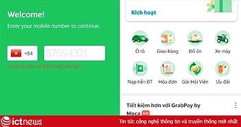 Hướng dẫn nhận khuyến mãi 50% từ Viettel khi nạp thẻ qua Grab Moca