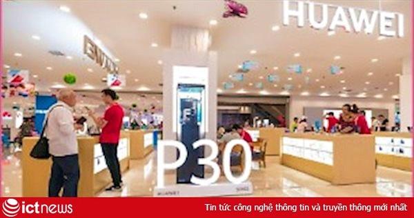 Smartphone Huawei lệ thuộc vào công nghệ nước ngoài đến mức nào?