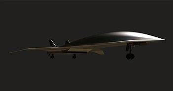 Công ty Mỹ sắp chế tạo máy bay chở khách siêu thanh 6.000km/h