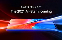 Xiaomi tiết lộ Redmi Note 8 2021: thiết kế cũ nhưng có màu mới và Helio G85