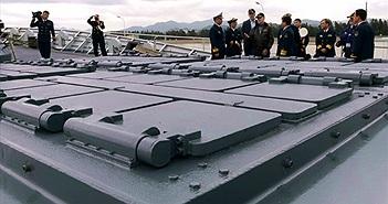 """64.000 sĩ quan TQ """"nhịn lương"""" 1 năm mới đủ đóng 1 tàu Type 054A"""