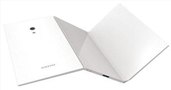 Samsung hé lộ sáng chế tablet màn hình gập