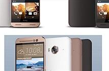 HTC ra mắt One ME với chip mới MediaTek Helio X10