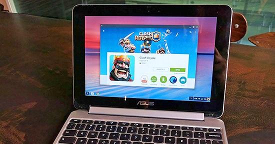 Ứng dụng Android trên Chromebook: Bước tiến hay lùi của Google?