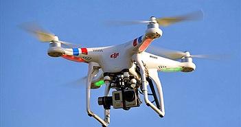 FAA ra luật giới hạn độ cao và tốc độ bay của drone