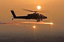 Mỹ sắp tung ra máy bay trực thăng dùng vũ khí laser