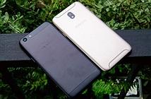 """So sánh Oppo F3 với Galaxy J7 Pro: Hàng """"ngon"""" phân khúc 7 triệu đồng"""