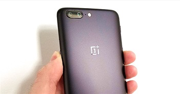 OnePlus 5: Chiếc iPhone 7 Plus chạy Android