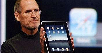Bí mật ít biết về nguyên nhân ra đời iPad