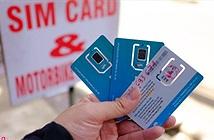 Phố tây Sài Gòn vẫn bán SIM rác, không cần chụp ảnh người mua