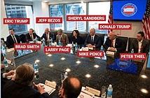 T.T. Donal Trump mở đại hội siêu nhân, tụ hội nhân tài toàn cầu