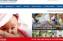 Bộ Y tế công bố 12 website cung cấp thông tin về các bệnh phổ biến