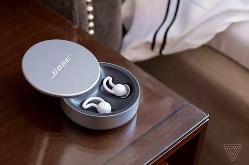 Bose trình làng Sleepbuds: tai nghe giúp người dùng đi vào giấc ngủ