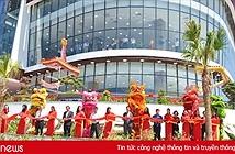 Đà Nẵng: Khánh thành tòa nhà phức hợp hiện đại, tiện ích vùng Tây Bắc