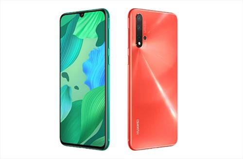 Huawei ra mắt Nova 5 Pro: Kirin 980, RAM 8GB, 4 camera, giá 10 triệu