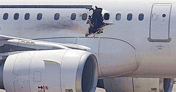 Tại sao hành khách bị hút ra ngoài khi máy bay bị thủng?