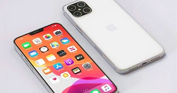 Rò rỉ thông số kỹ thuật quan trọng của iPhone 12