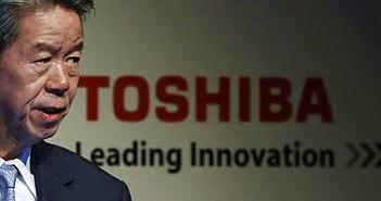 Chủ tịch Toshiba từ chức sau cáo buộc gian lận số liệu